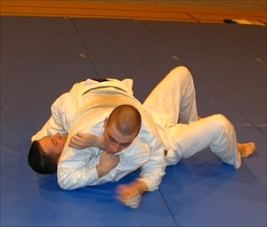 Chris Richardson Grappling