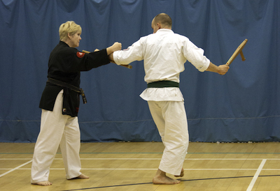 Training for Kata Competition